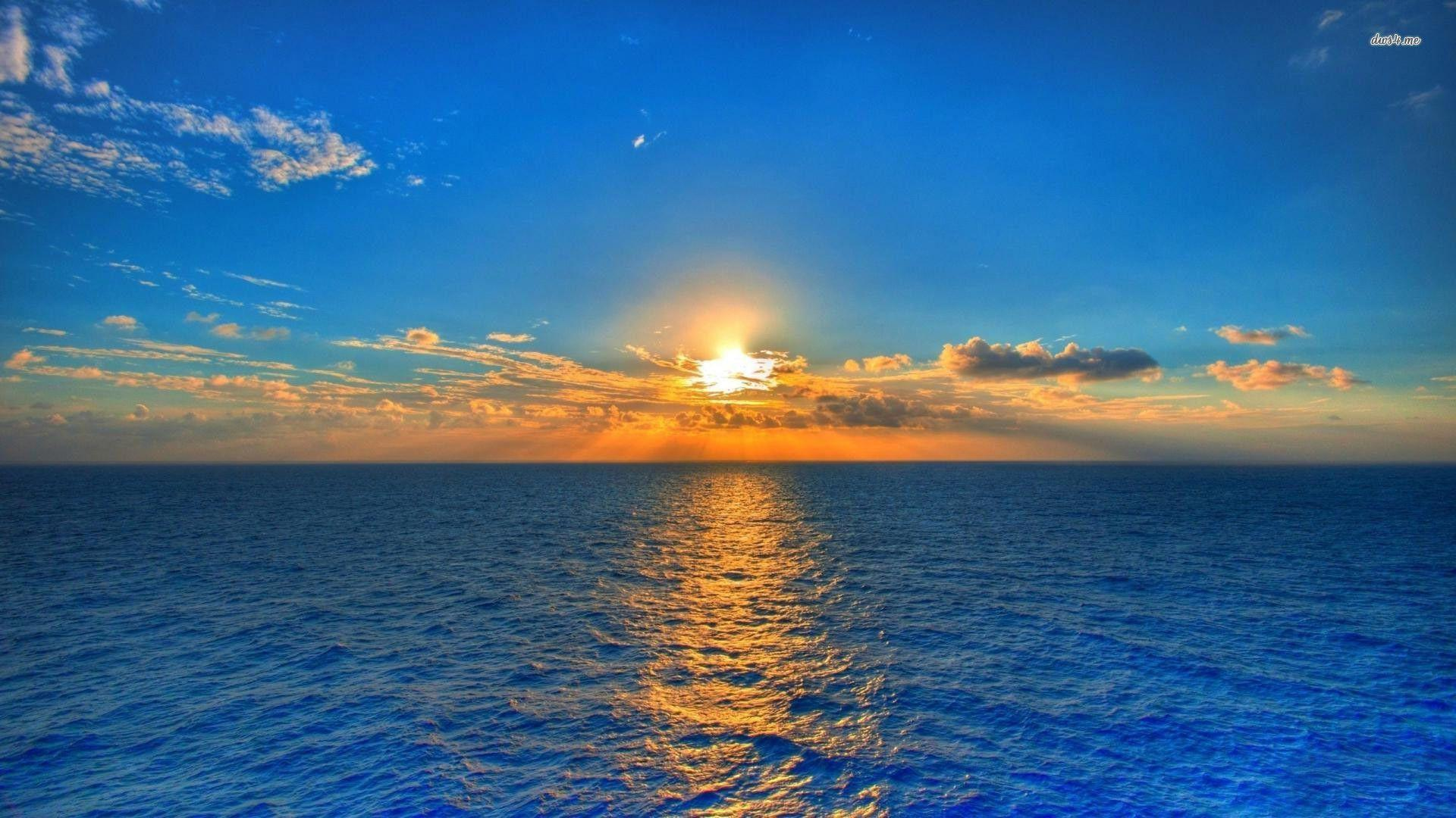 ocean sunset wallpaper desktop sunset backgrounds pictures wallpaper cave 313