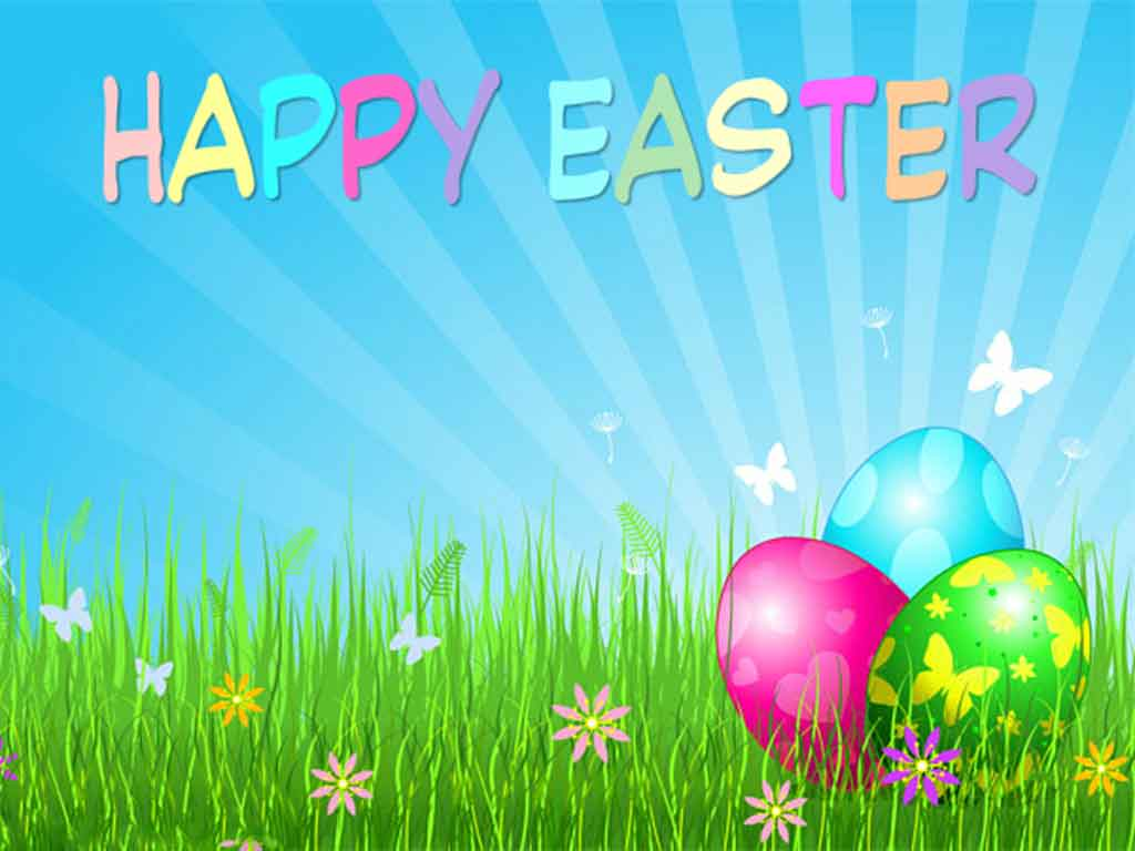 free happy easter wallpapers