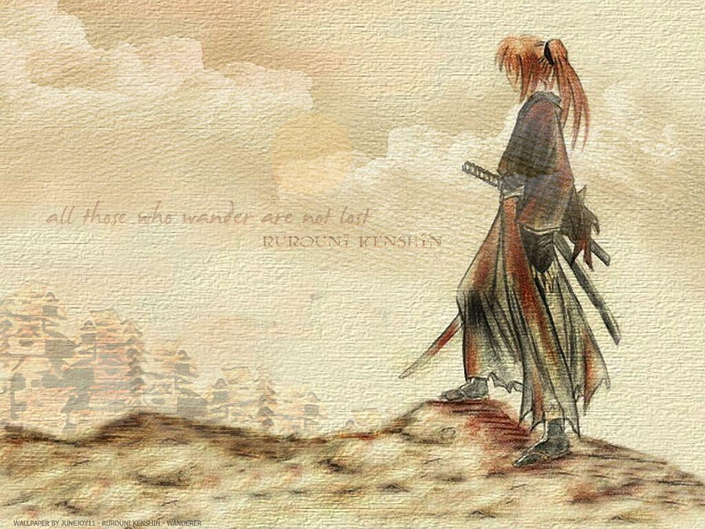 kenshin himura wallpaper - photo #23