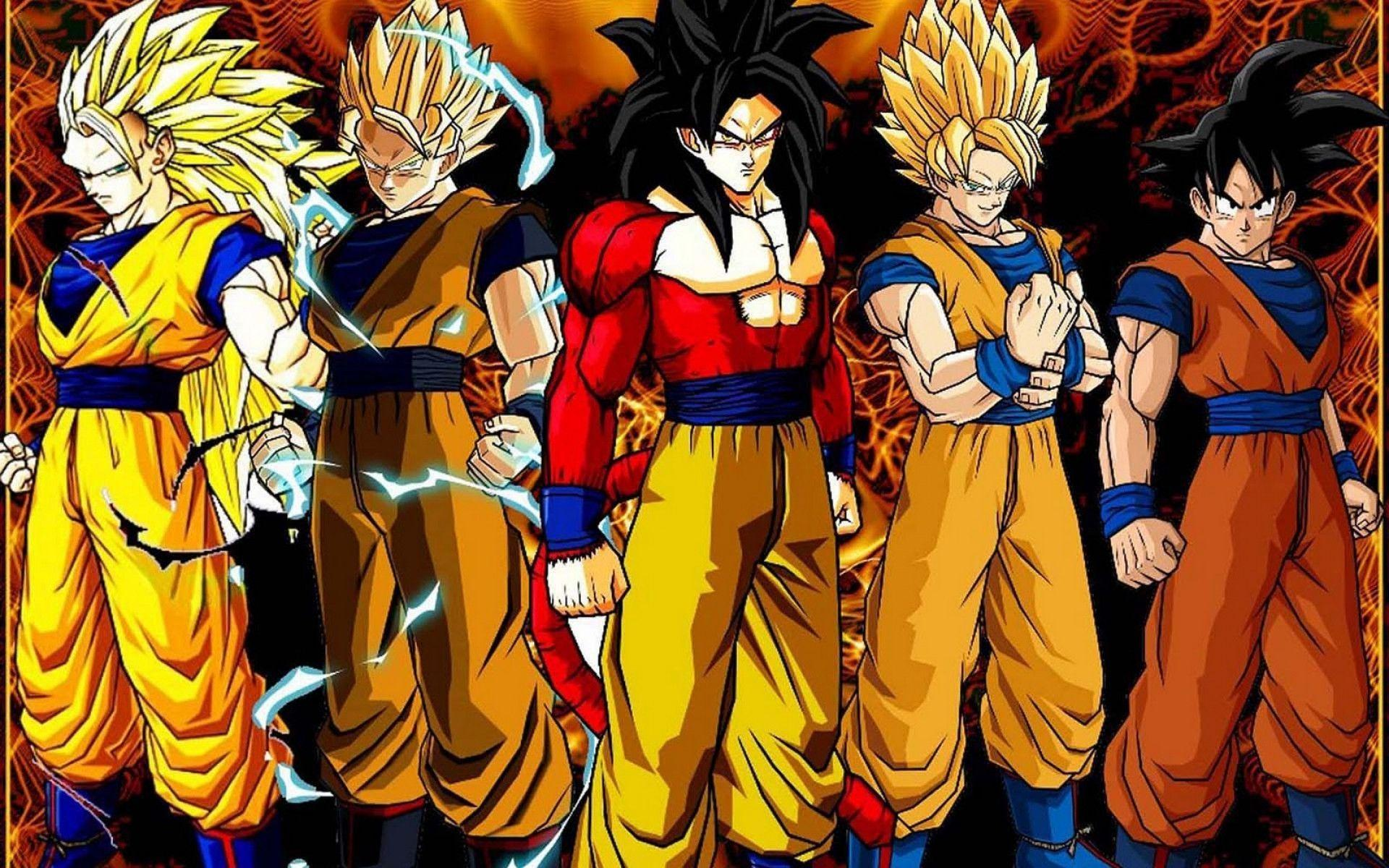 Wallpapers Keren Dragon Ball Gt Hd Desktop 9 HD Wallpapers