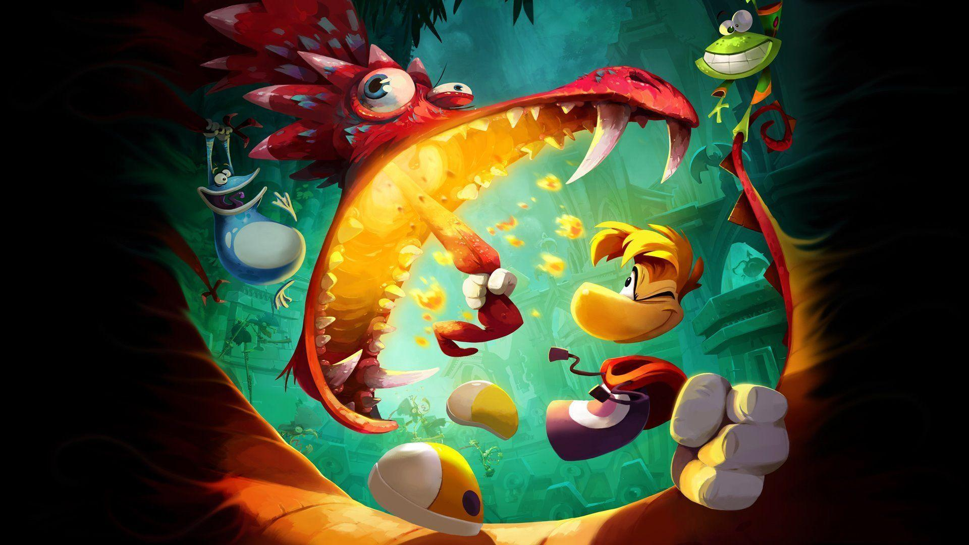Rayman Legends Computer Wallpapers, Desktop Backgrounds 1920x1080