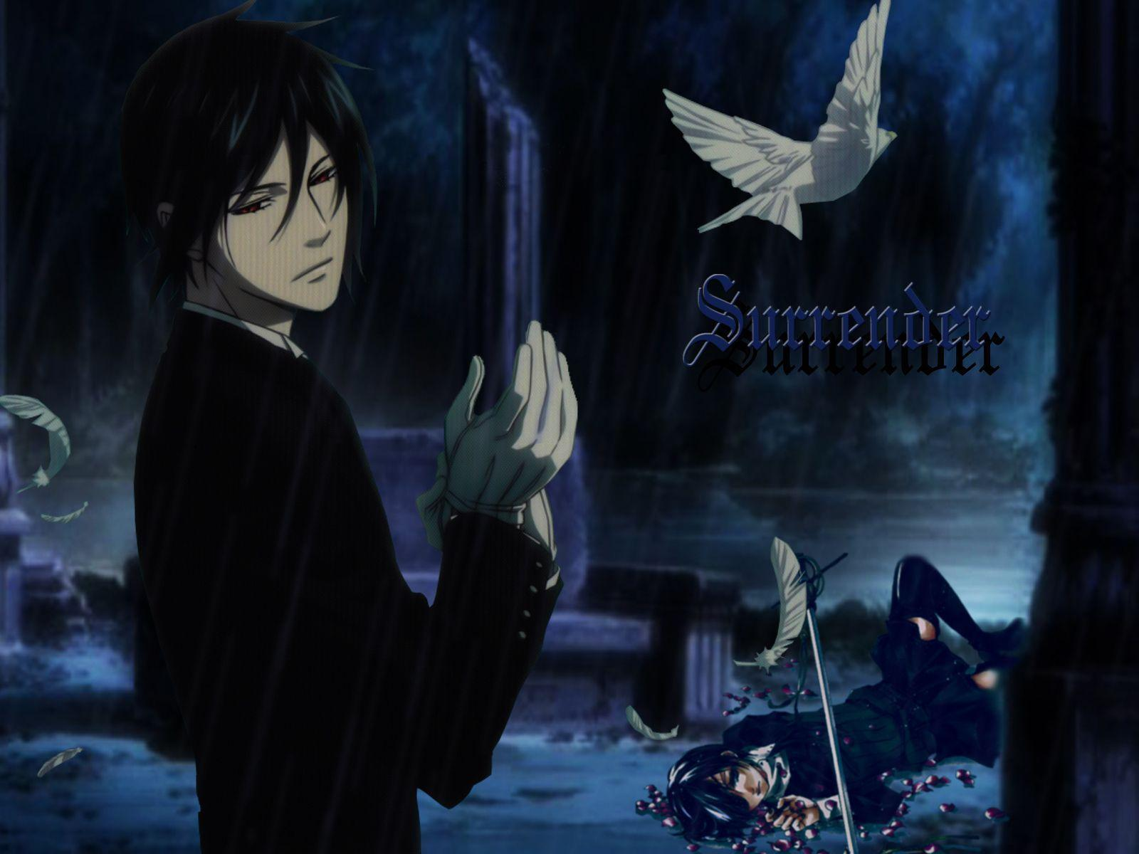 sebastian michaelis wallpapers wallpaper cave