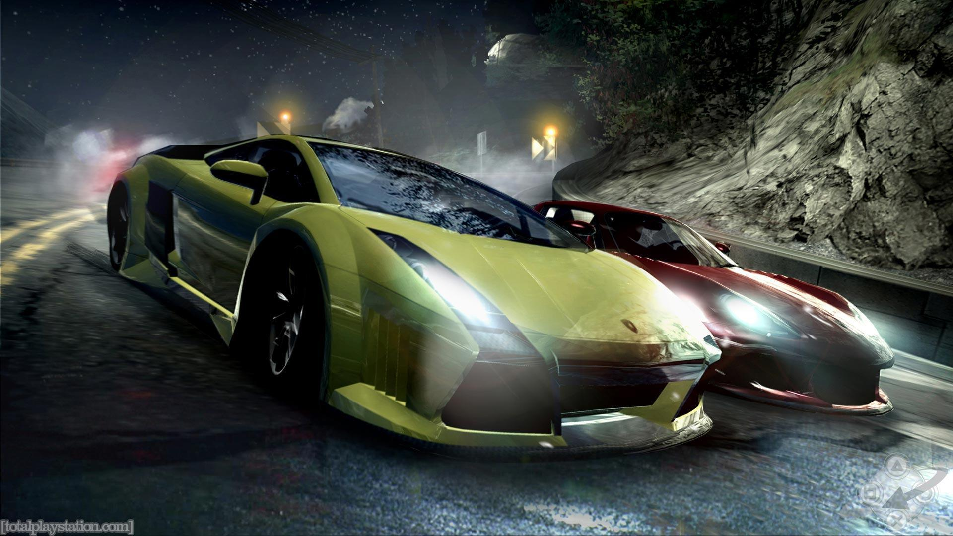 Need For Speed Carbon Wallpapers