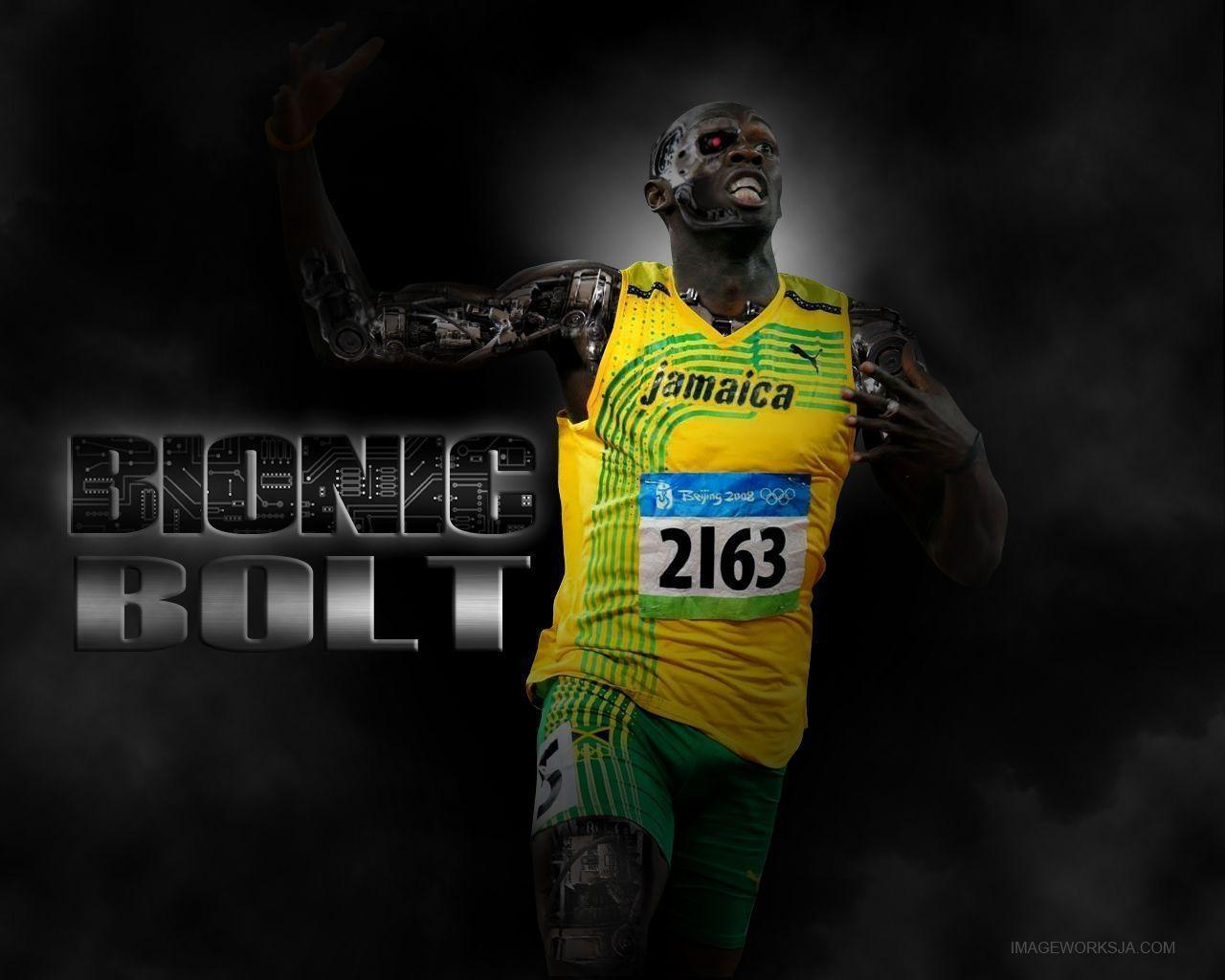 Usain Bolt Wallpapers | <center>Highlight Wallpapers</