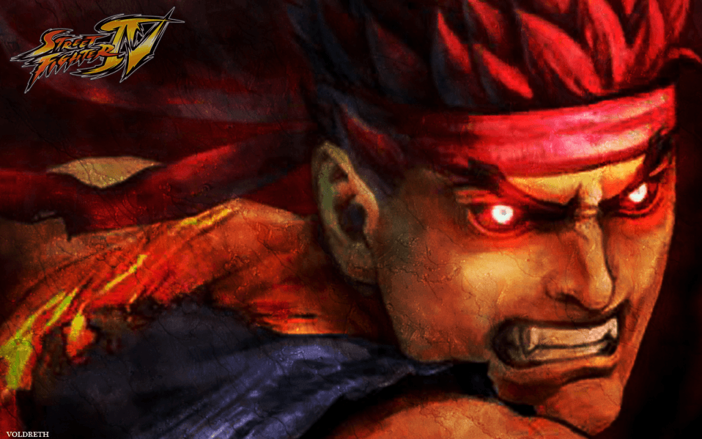 Evil Ryu Wallpapers - ...
