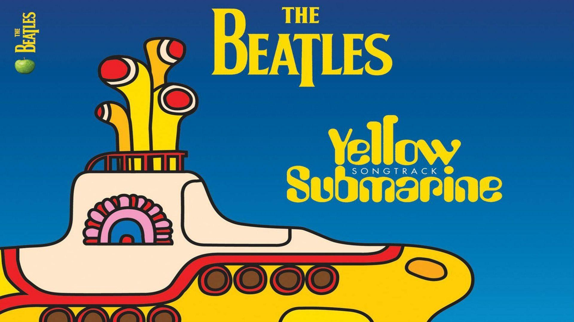 The Beatles Yellow Submarine Soundtrack 1920x1080 HD Wallpapers