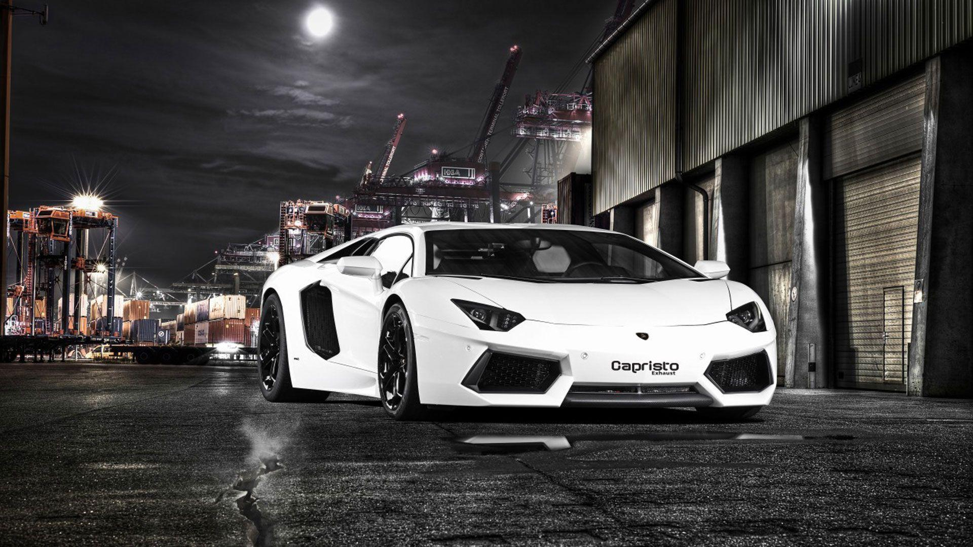 white lamborghini aventador hd wallpapers 1080p cars hd