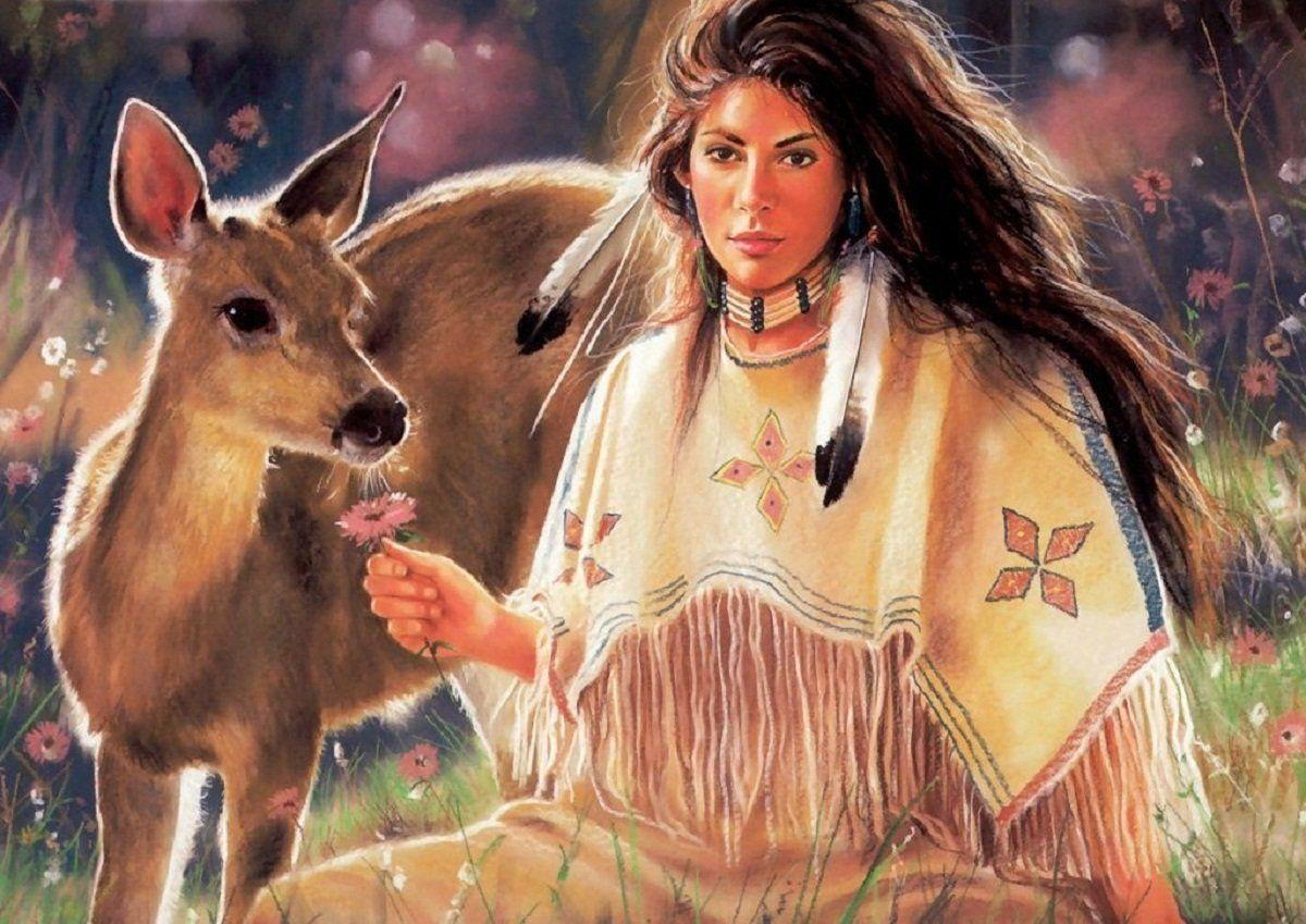 native american wallpaper fox-#41