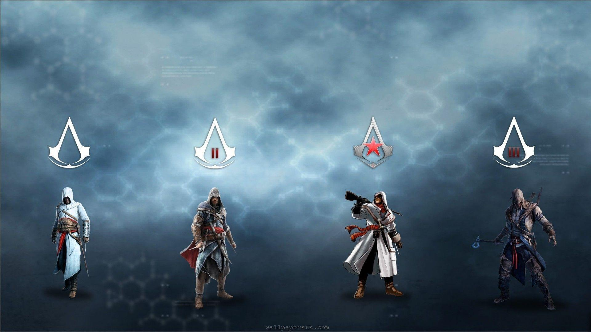 Download Assassin's Creed III (1151) Full Size | Game Wallpapers ...