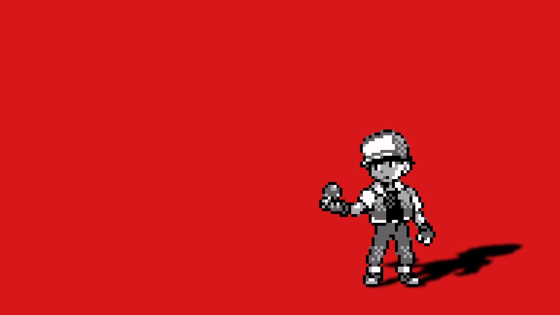 Pix For > Pokemon Red Hd