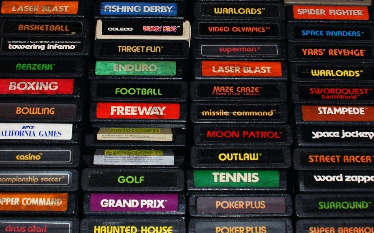 Video Games Atari Fresh New Hd Wallpaper