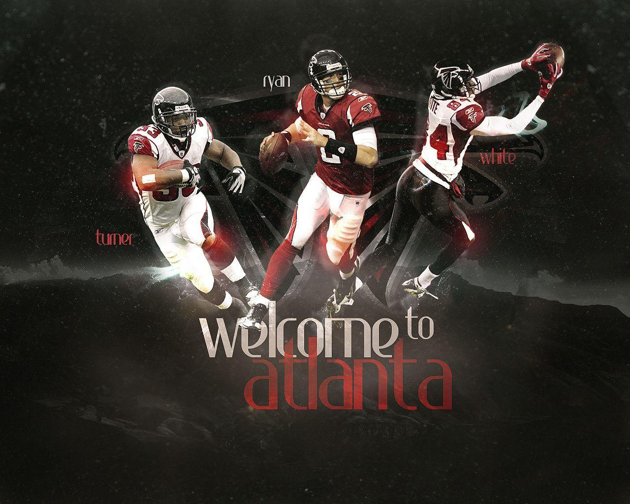 Atlanta Falcons High Definition Desktop Backgrounds