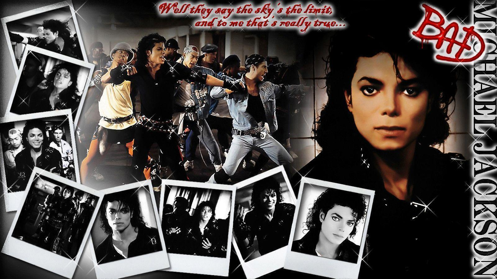Michael Jackson Wallpapers Bad