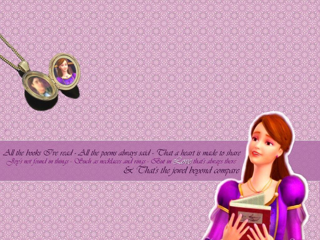 Wallpaper of Luciana - princess luciana (barbie) Wallpaper ...