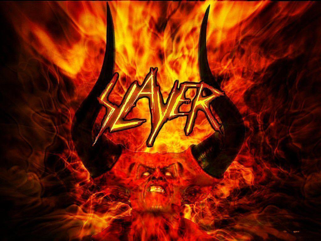 Wallpapers For > Slayer Band Wallpapers