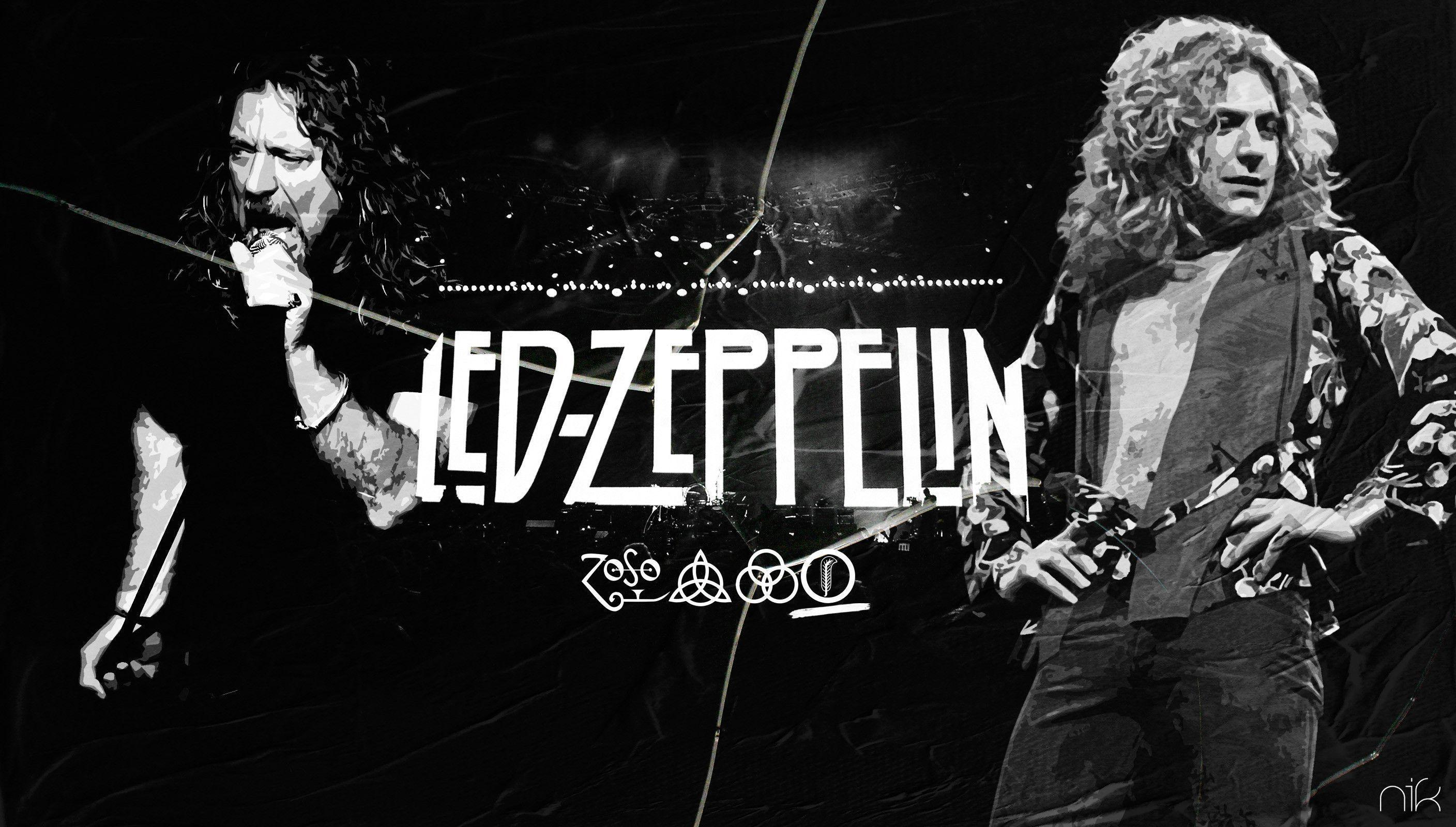 DeviantArt: More Like Led Zeppelin Wallpapers 1 by nicollearl