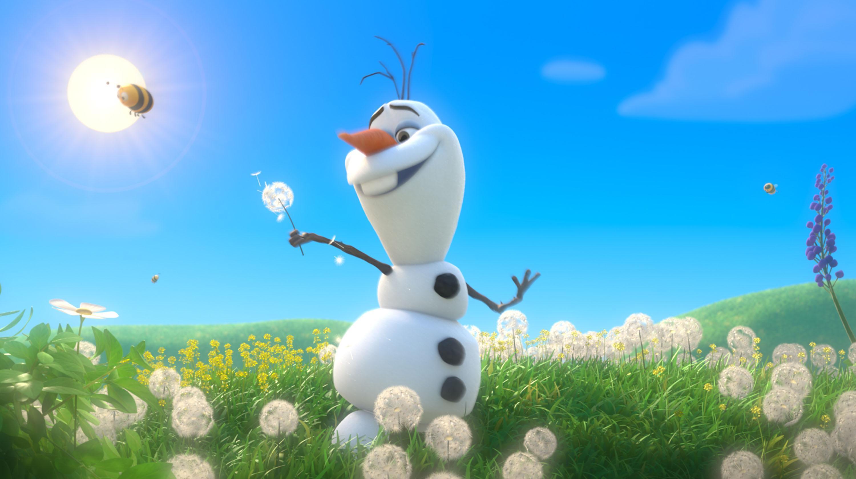 Free Disney Summer Wallpaper: Olaf Wallpapers