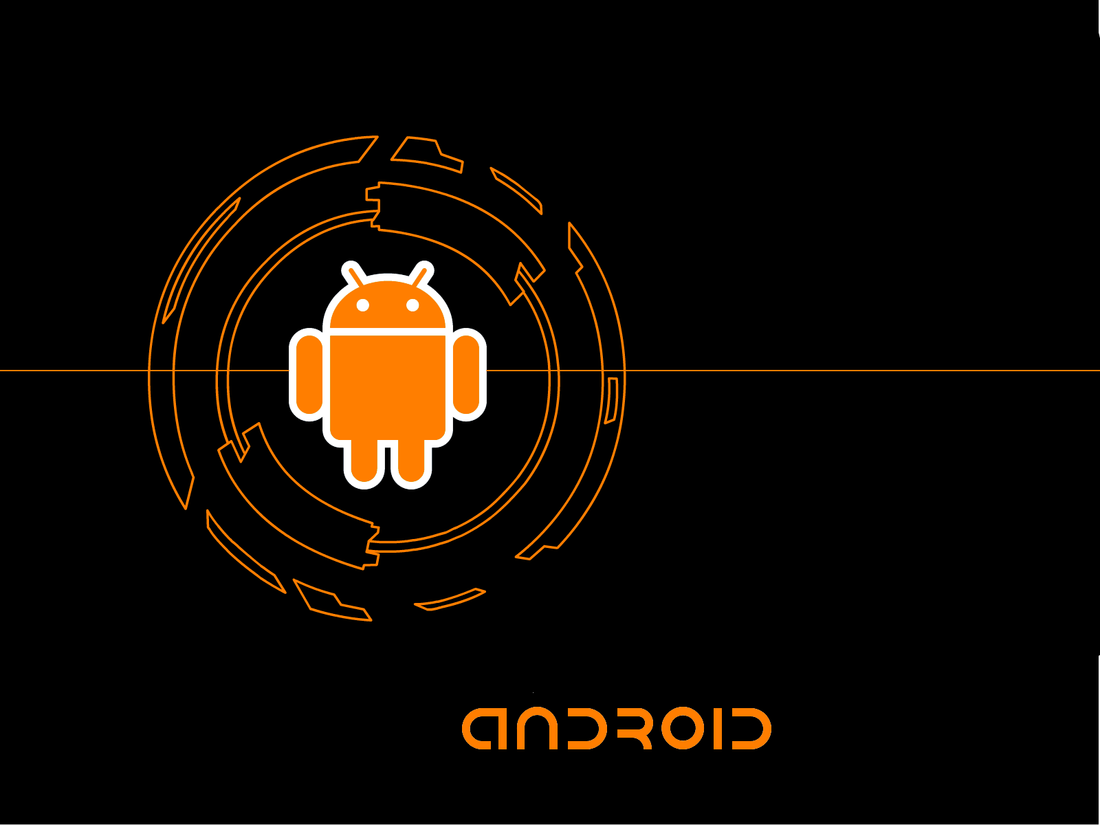 Android Dark Wallpapers - Wallpaper Cave