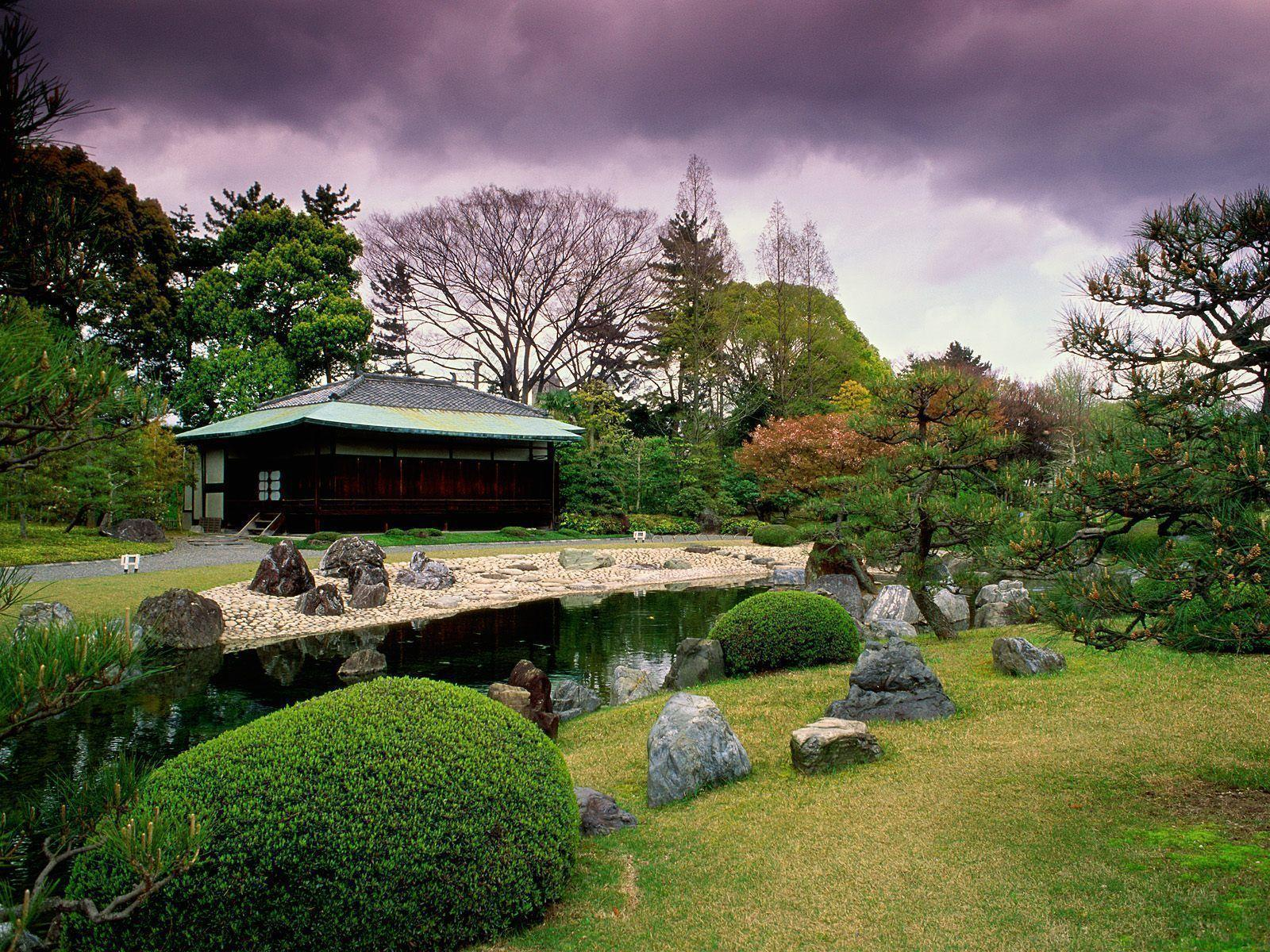 Beautiful Japanese Gardens | Beauty Places
