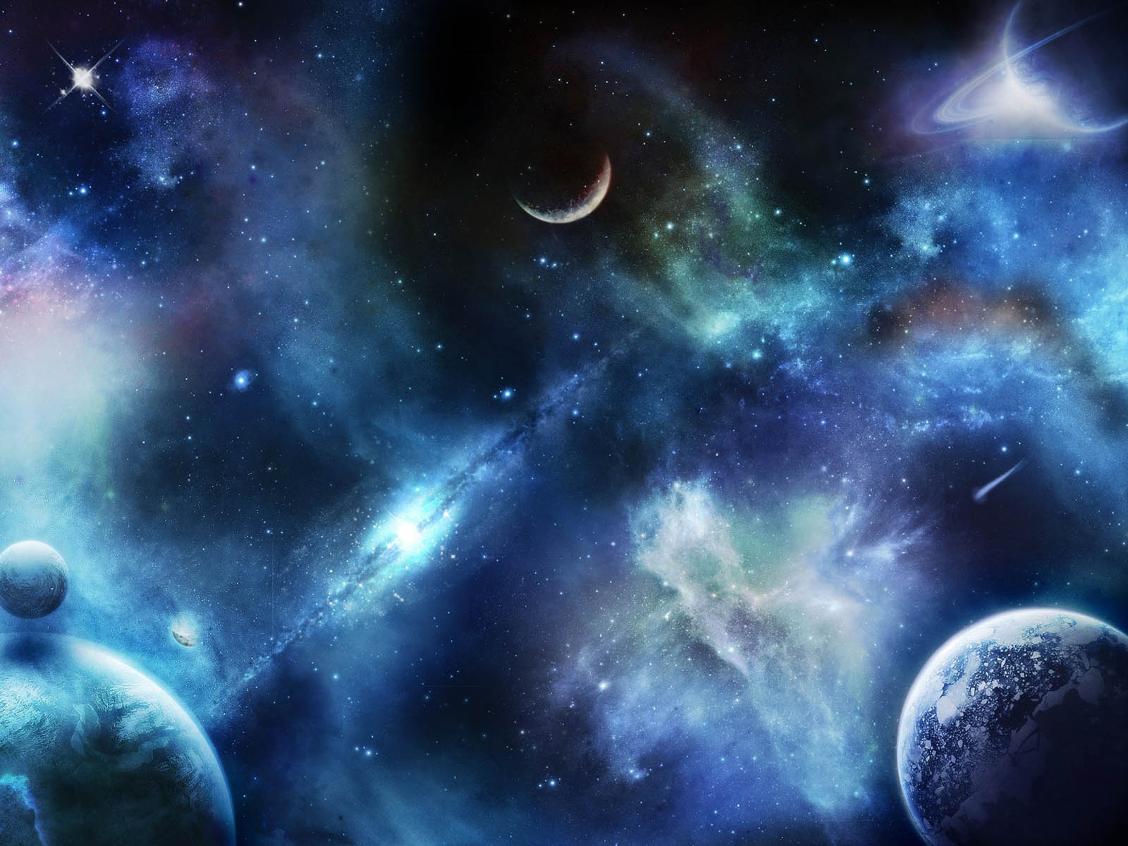 Outer Space Computer Backgrounds | Download HD Wallpapers