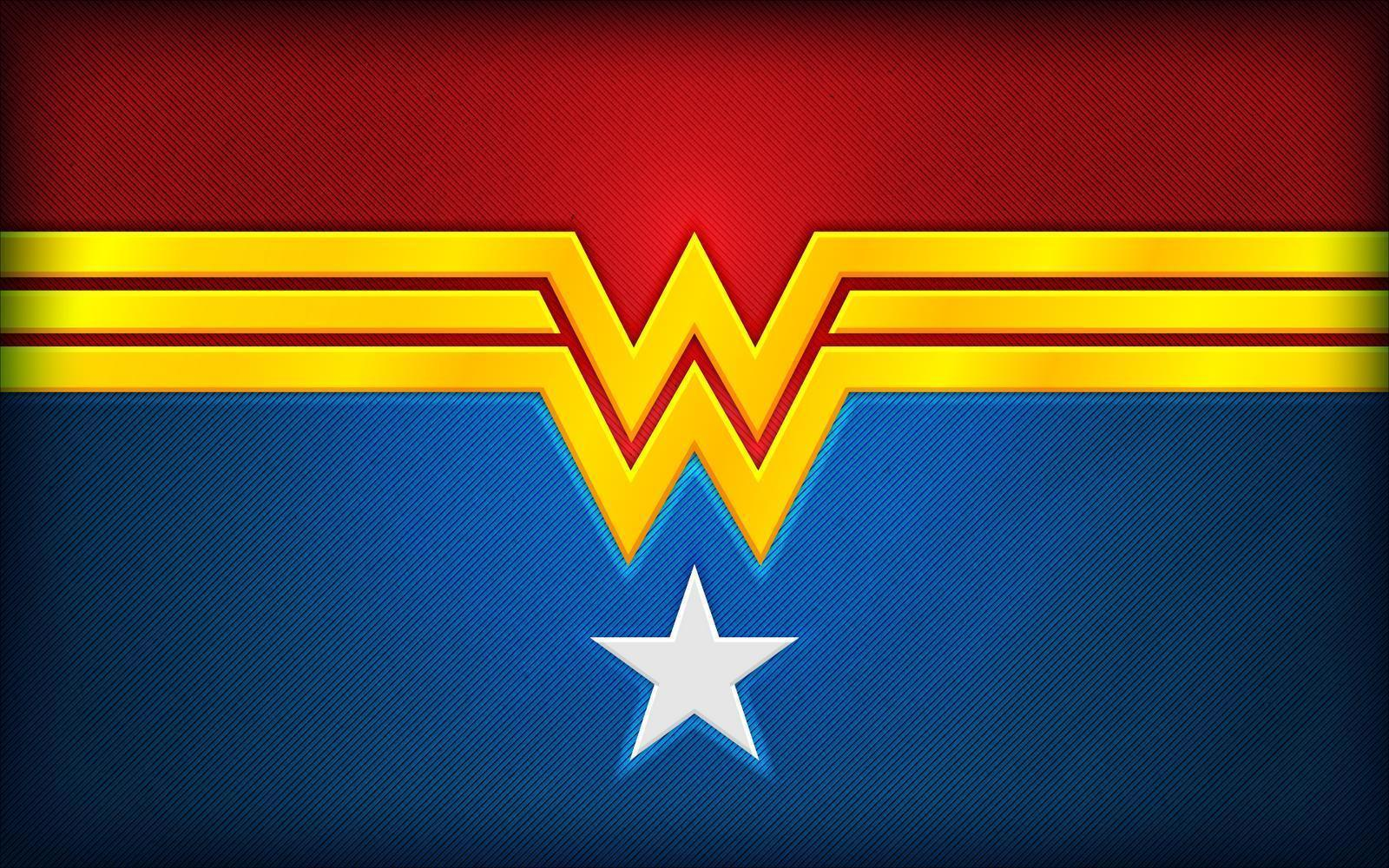 wonder woman logo wallpapers wallpaper cave. Black Bedroom Furniture Sets. Home Design Ideas