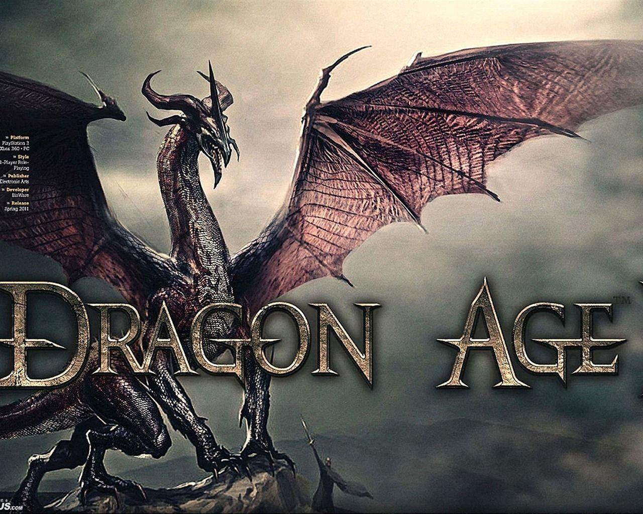 Dragon Age 2 HD Game Wallpapers 09