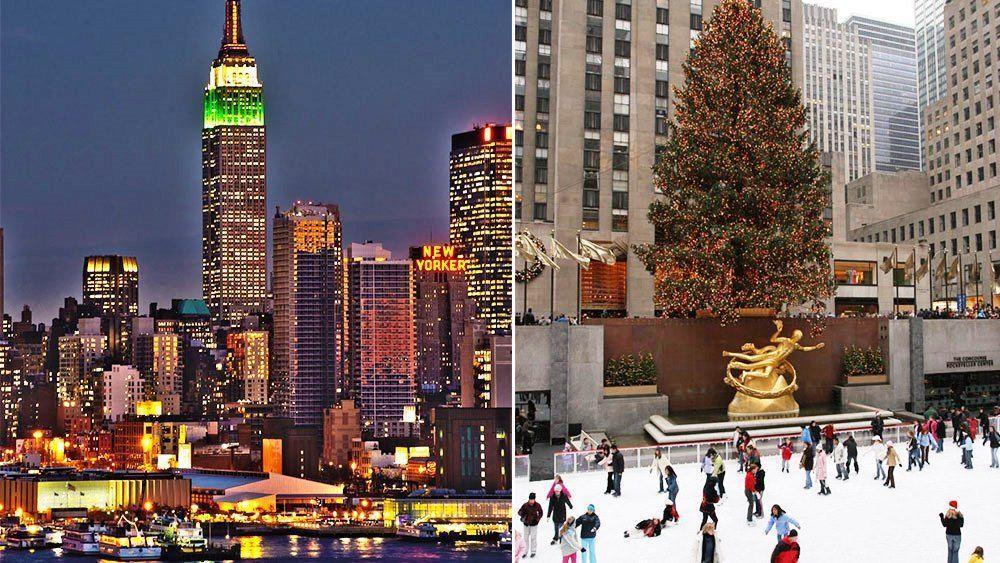 New York Christmas Trip