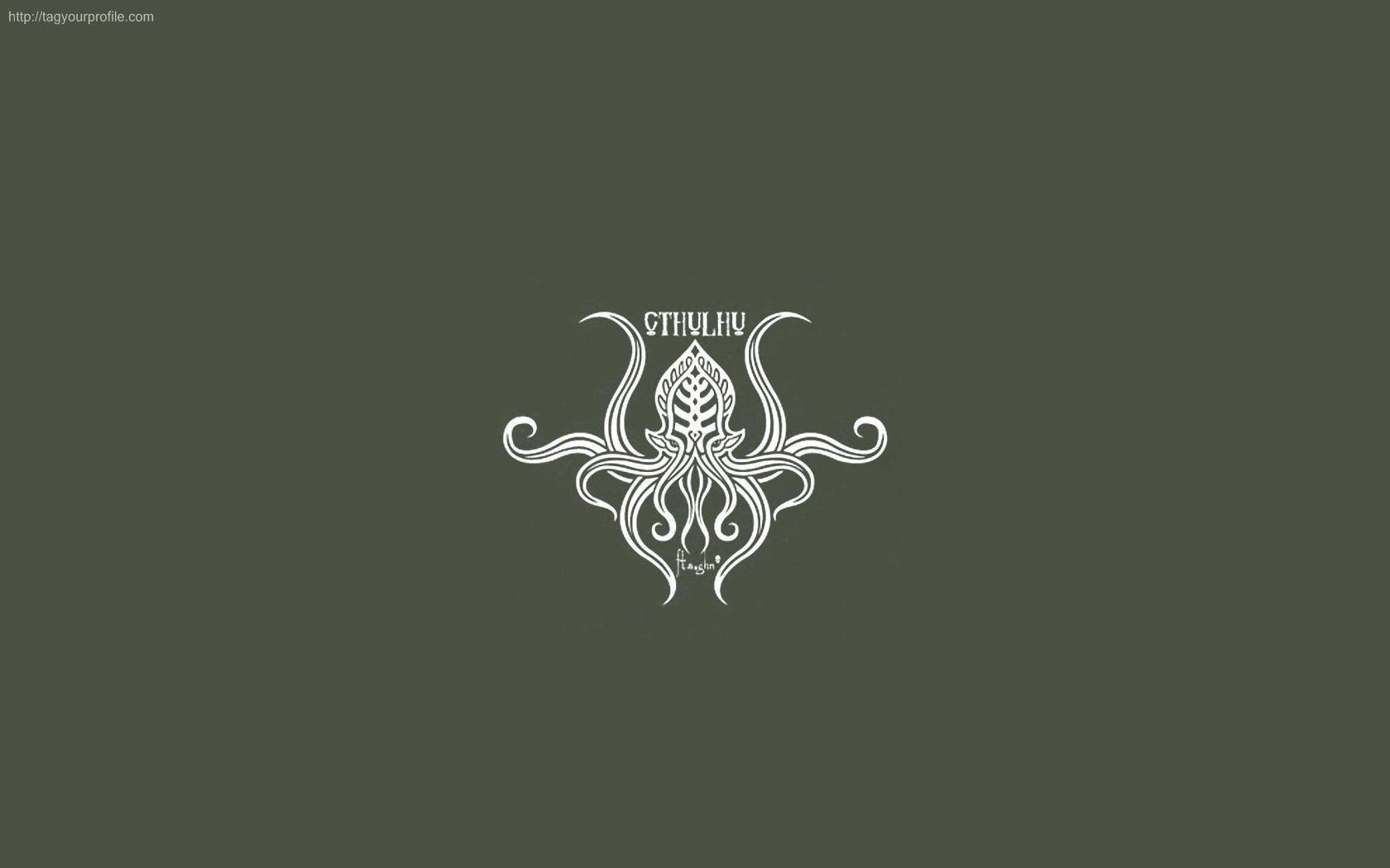 Cthulhu Wallpapers 1680x1050 px Free Download