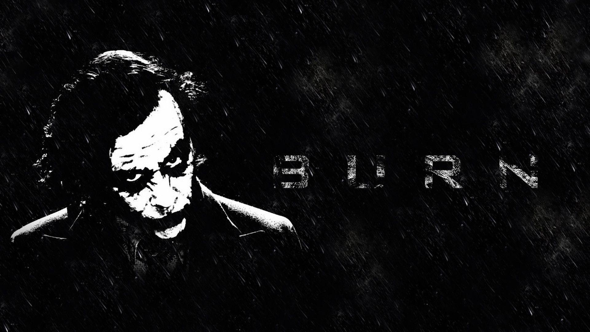 The Dark Knight Joker Wallpaper by PKwithVengeance on DeviantArt