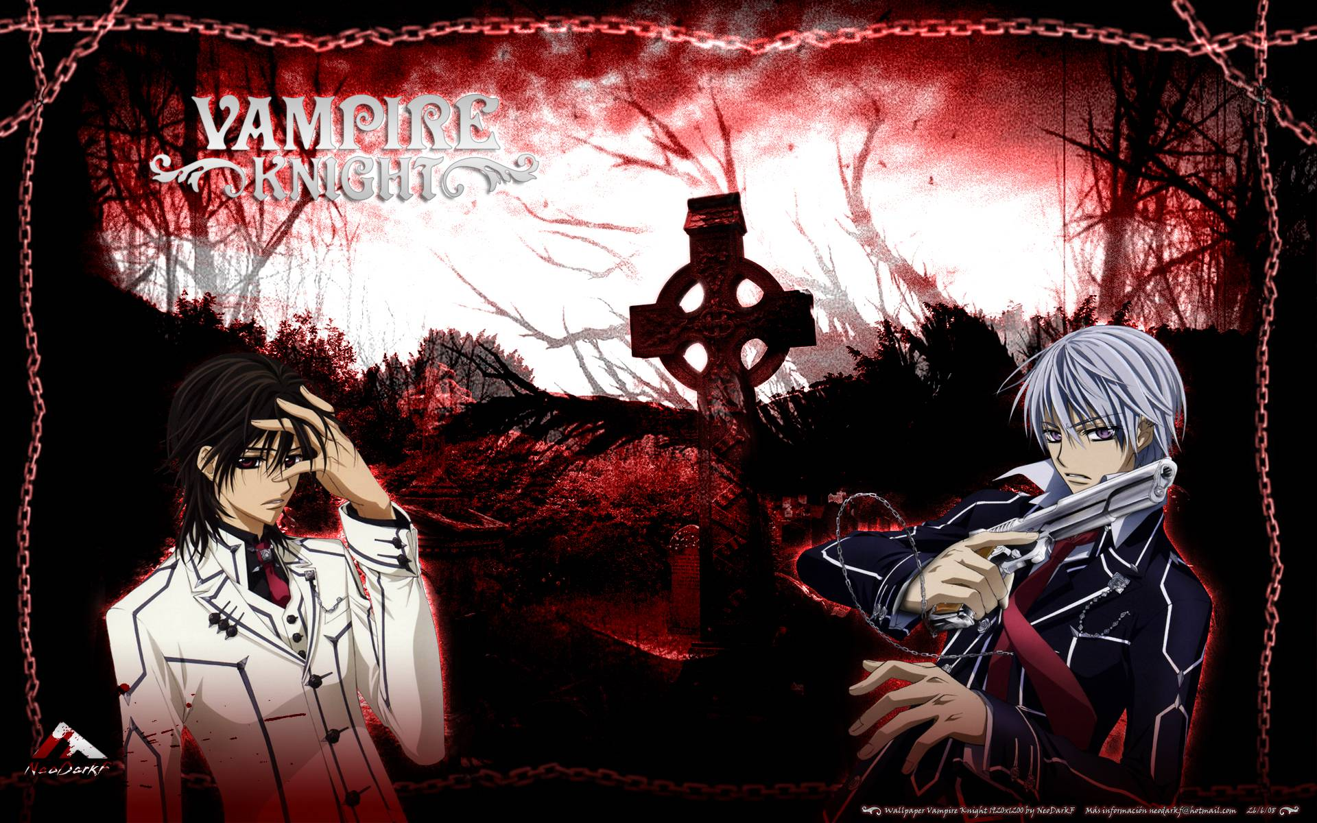 vampire knight wallpaper hd - photo #19