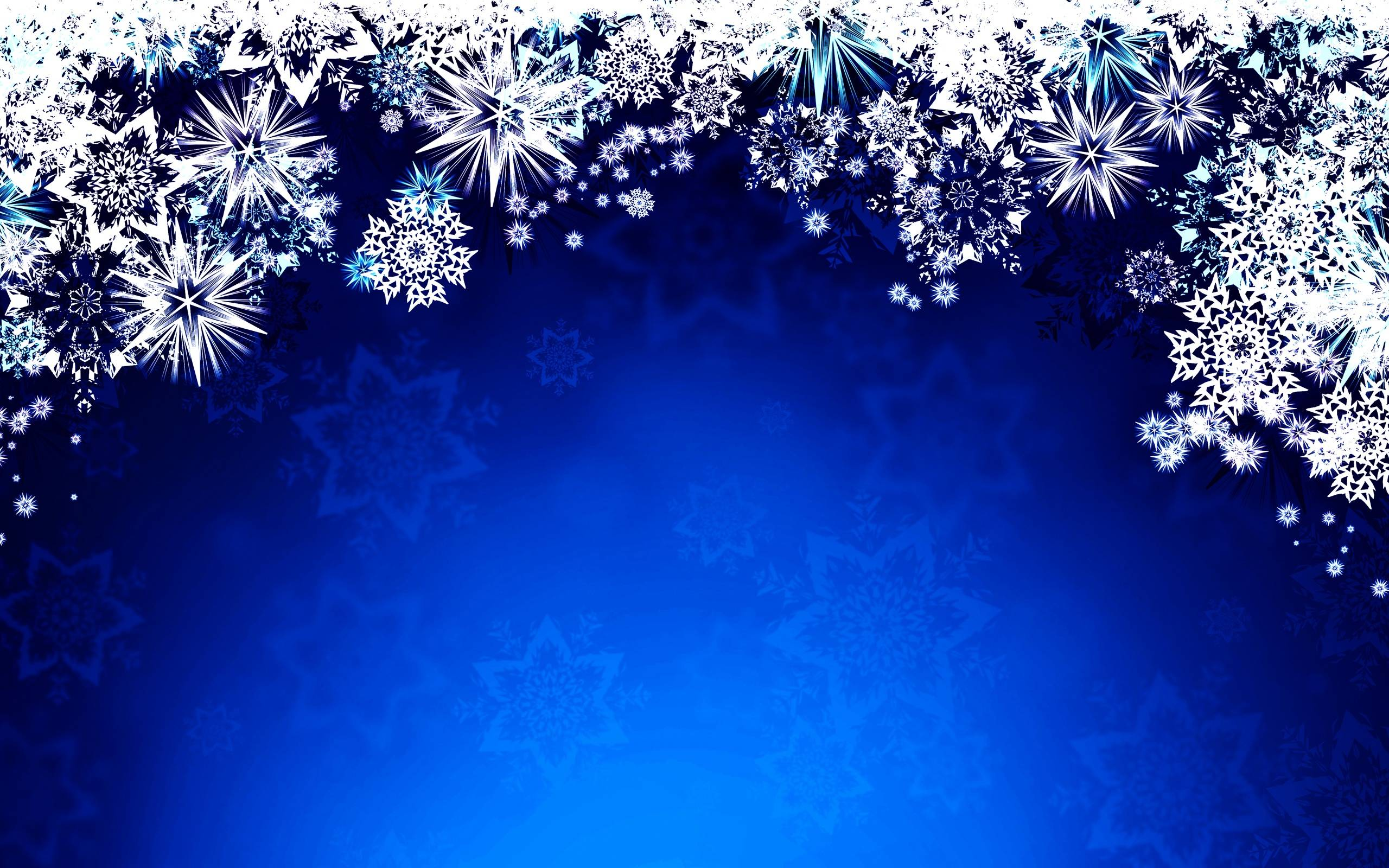 real snowflakes background - photo #20