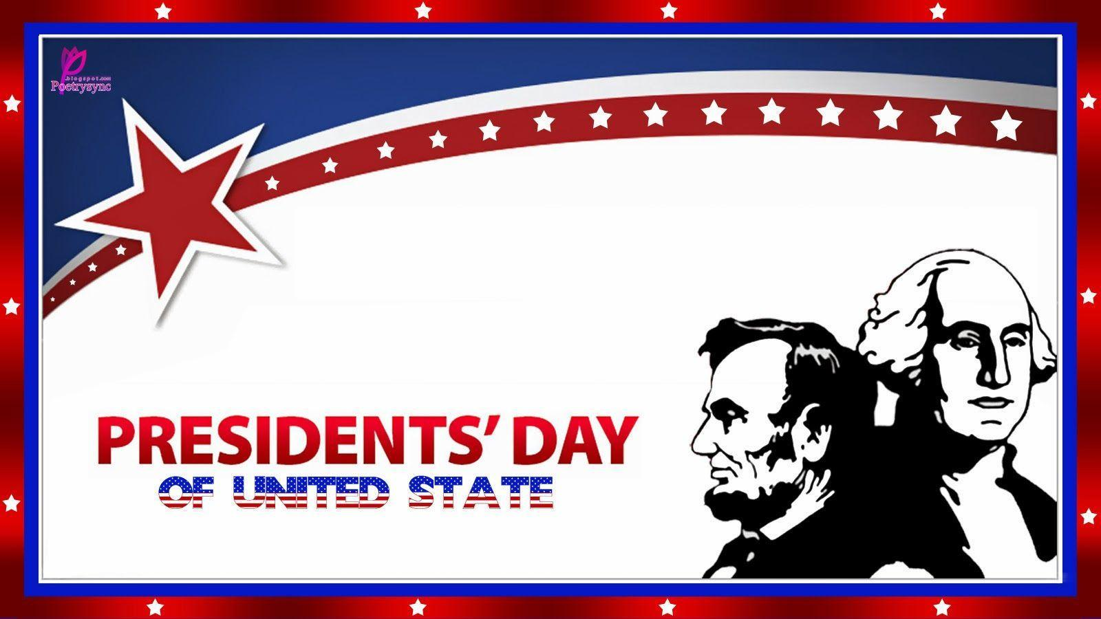 Presidents' Day Greeting Images and Wallpapers with Wishes Quotes ...