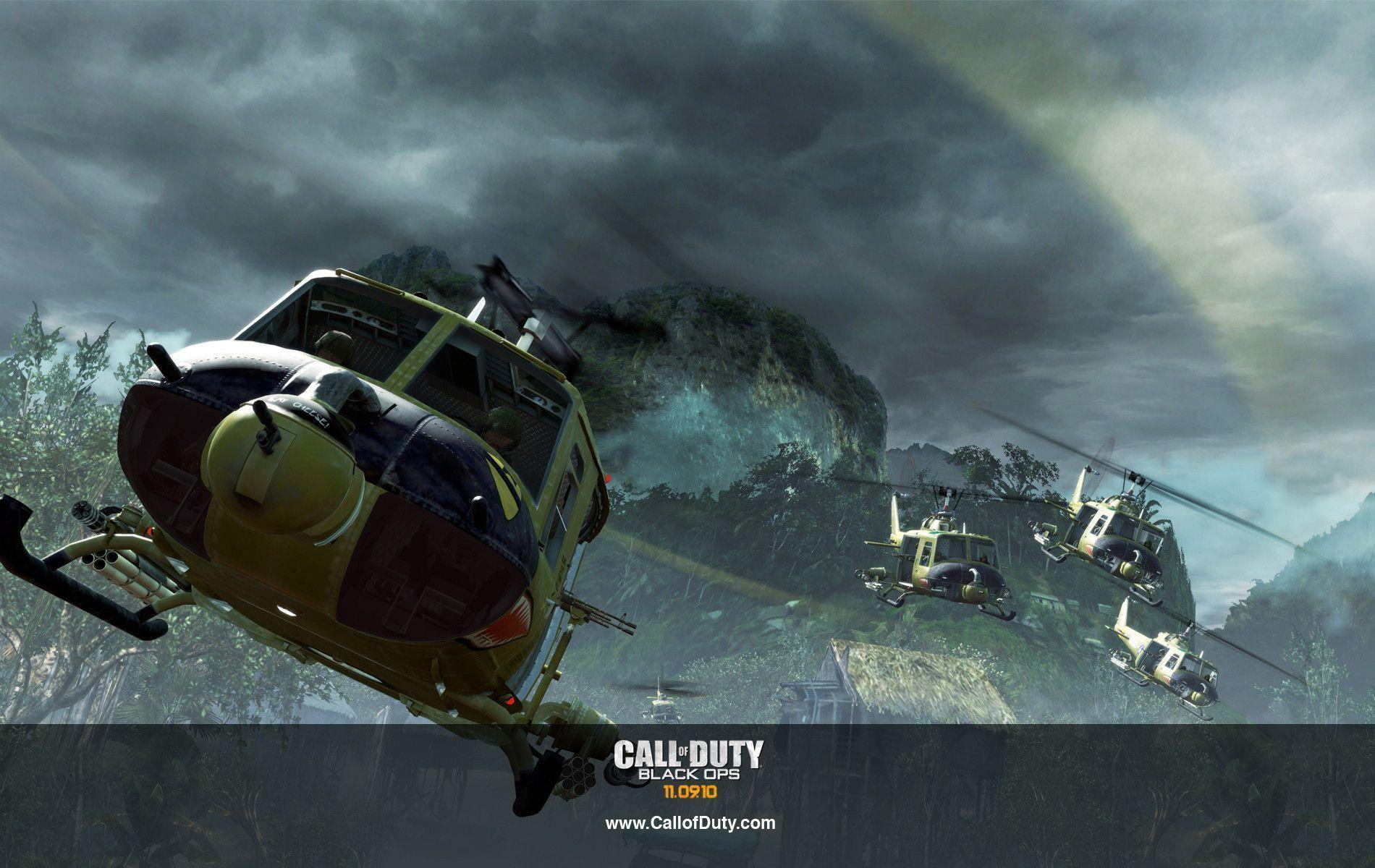 Wallpapers For > Call Of Duty Black Ops Wallpapers Hd
