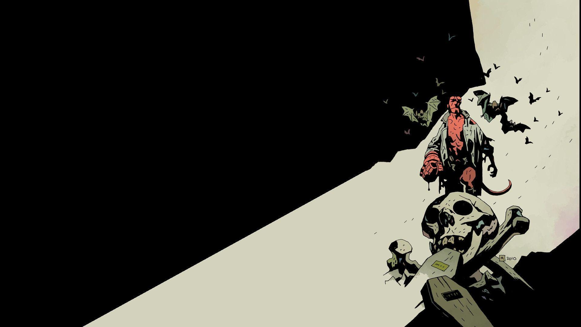 84 Hellboy Wallpapers | Hellboy Backgrounds Page 3