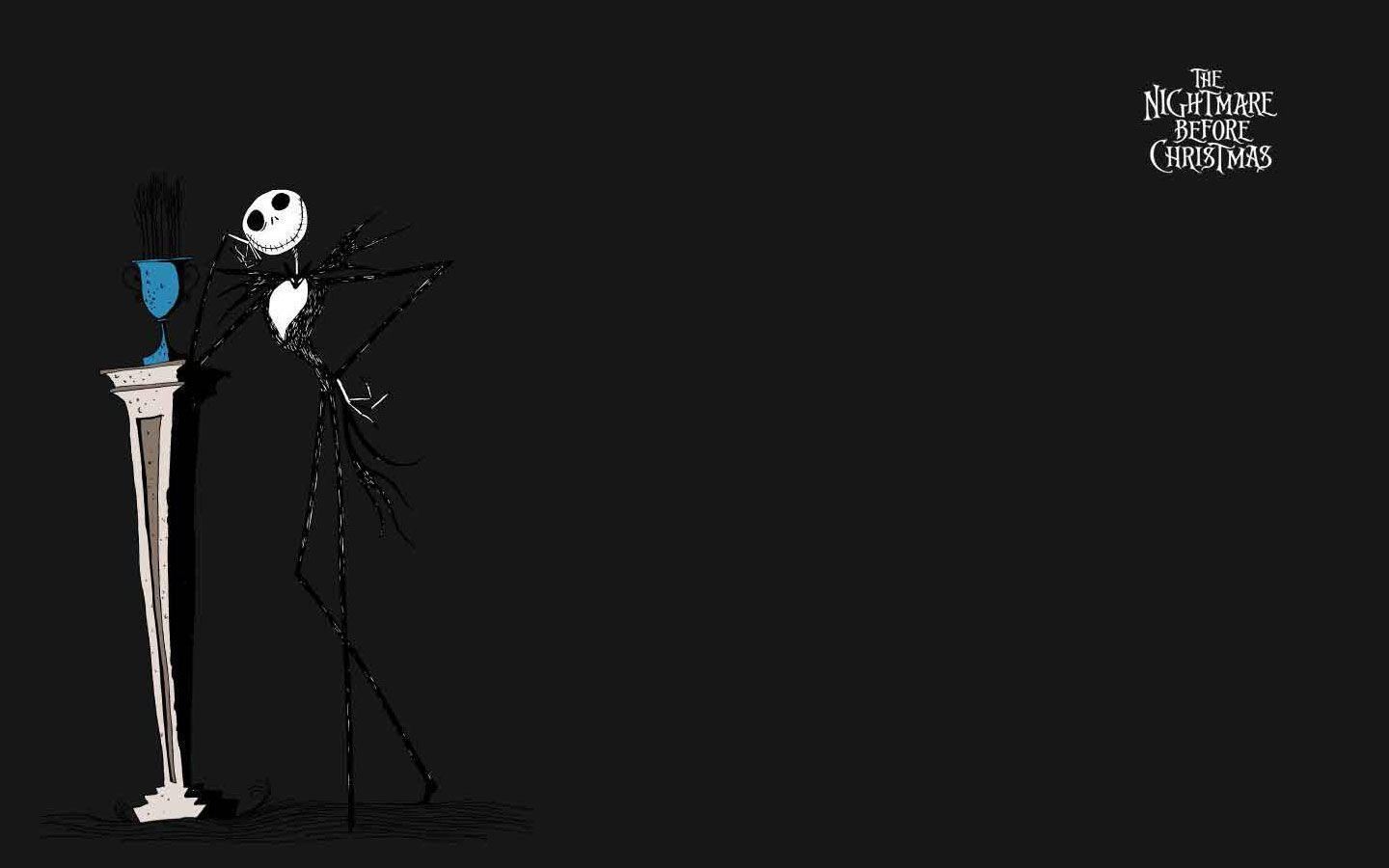 Wallpapers For > Jack Skellington Phone Wallpapers