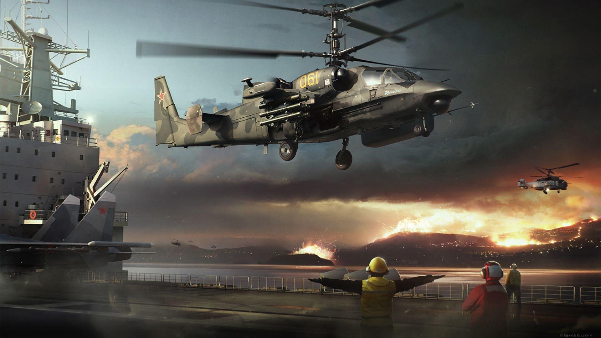 Helicopter Concept Art wallpapers 136730
