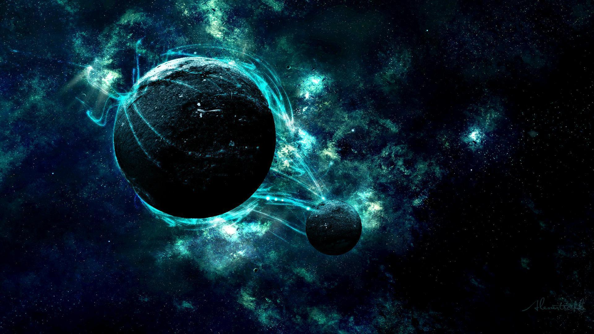 3d planets wallpaper hd - photo #20
