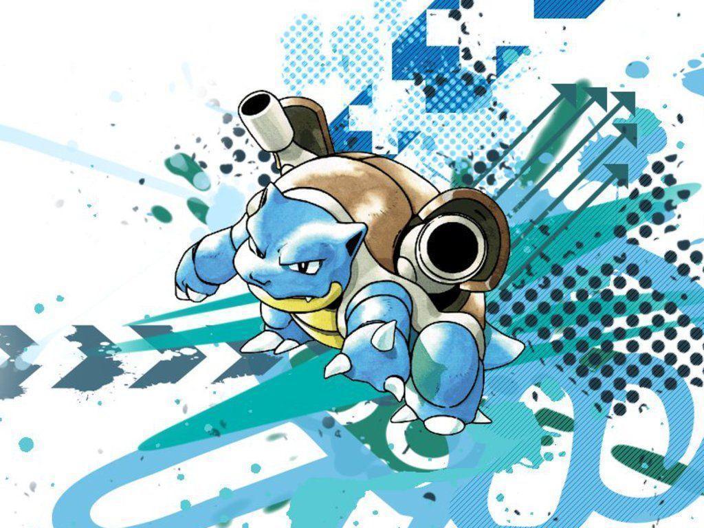 pokemon blastoise wallpaper wwwimgkidcom the image