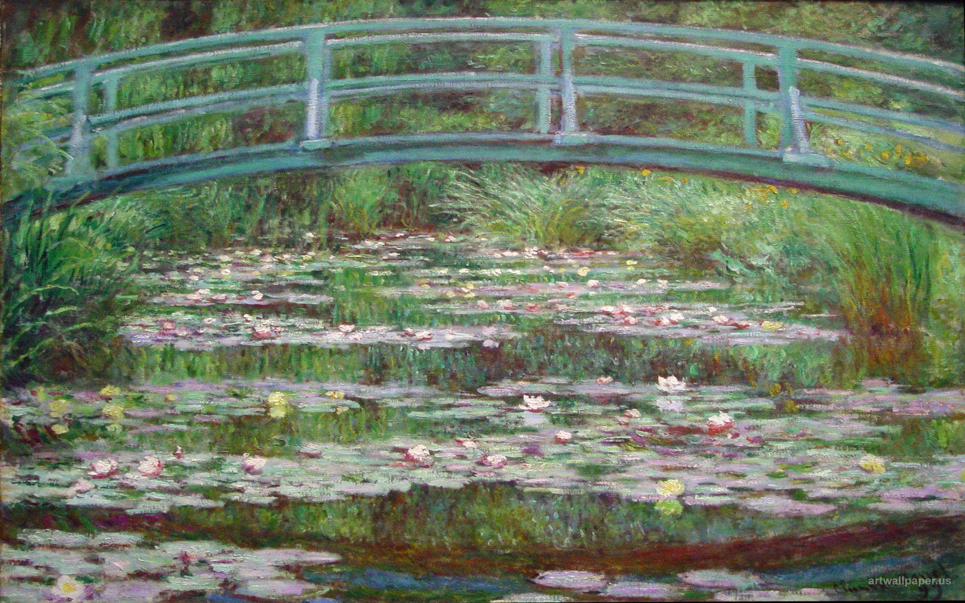 Monet Wallpaper