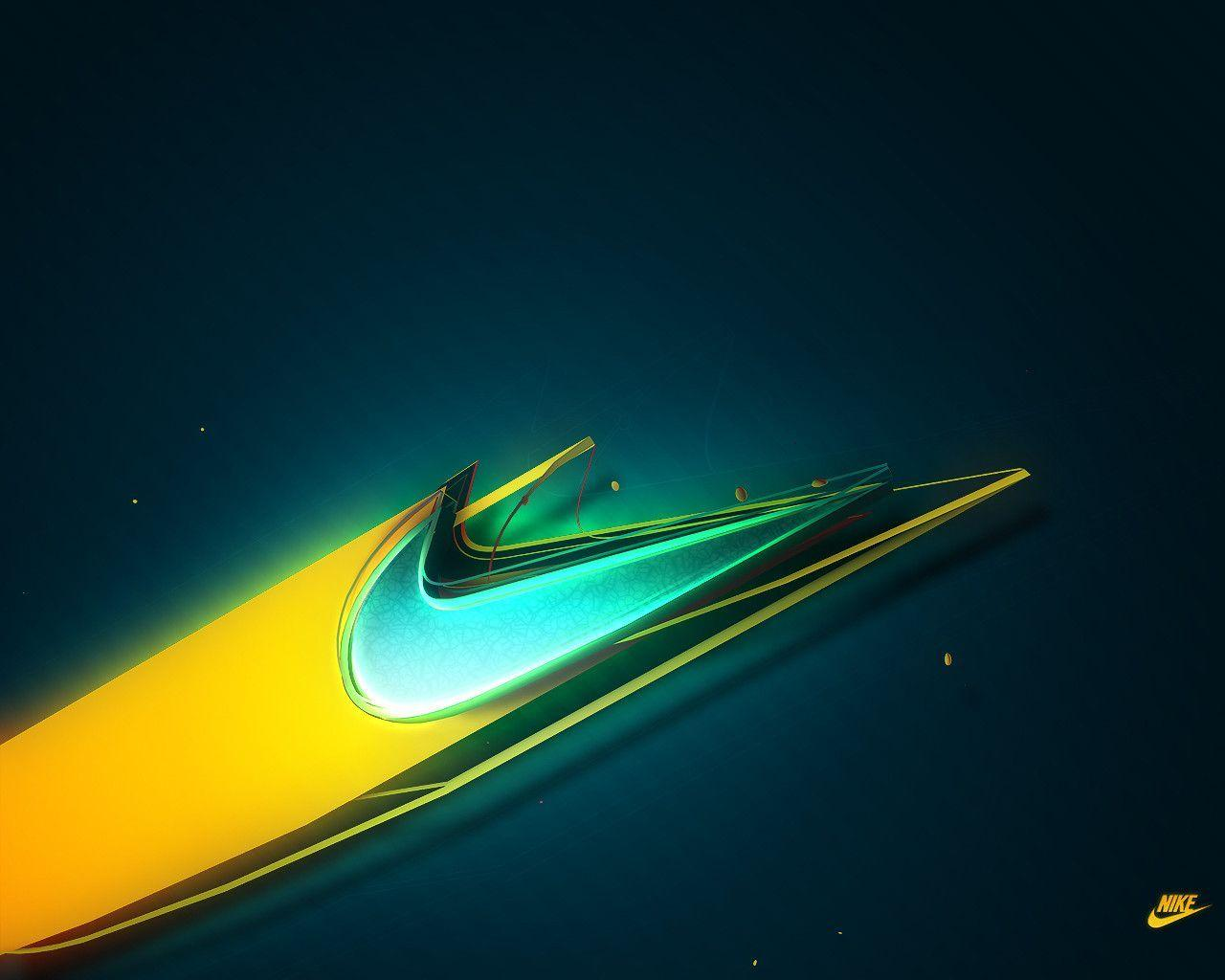 Nike Sign Wallpapers Wallpaper Cave