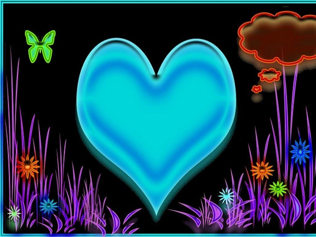 Love Heart Wallpaper Animation : Love Hearts Wallpapers - Wallpaper cave