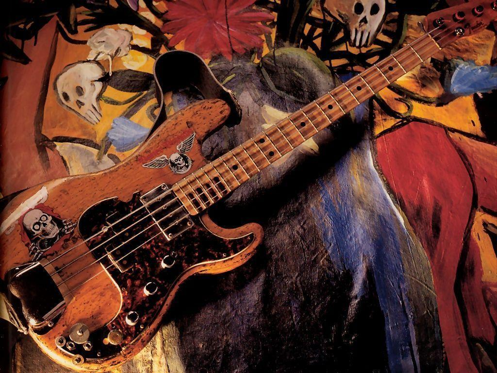 Image For > Awesome Bass Guitar Wallpapers