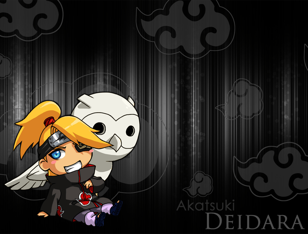 deidara wallpaper by ilacirjr - photo #11