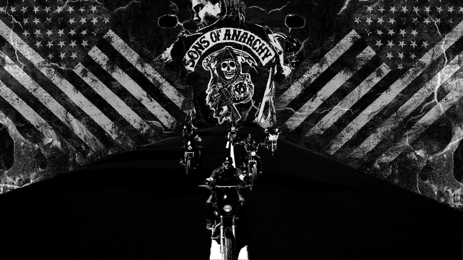 Sons Of Anarchy Wallpaper By Oultre On DeviantArt