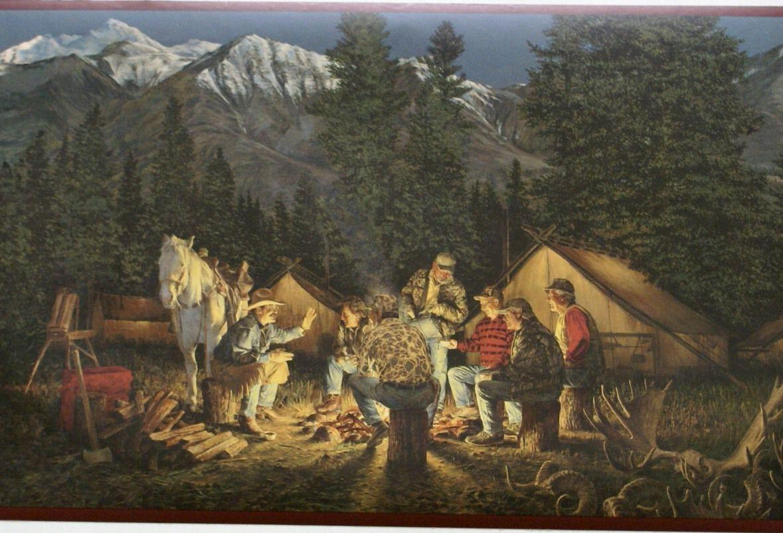 campfire wallpapers wallpaper cave
