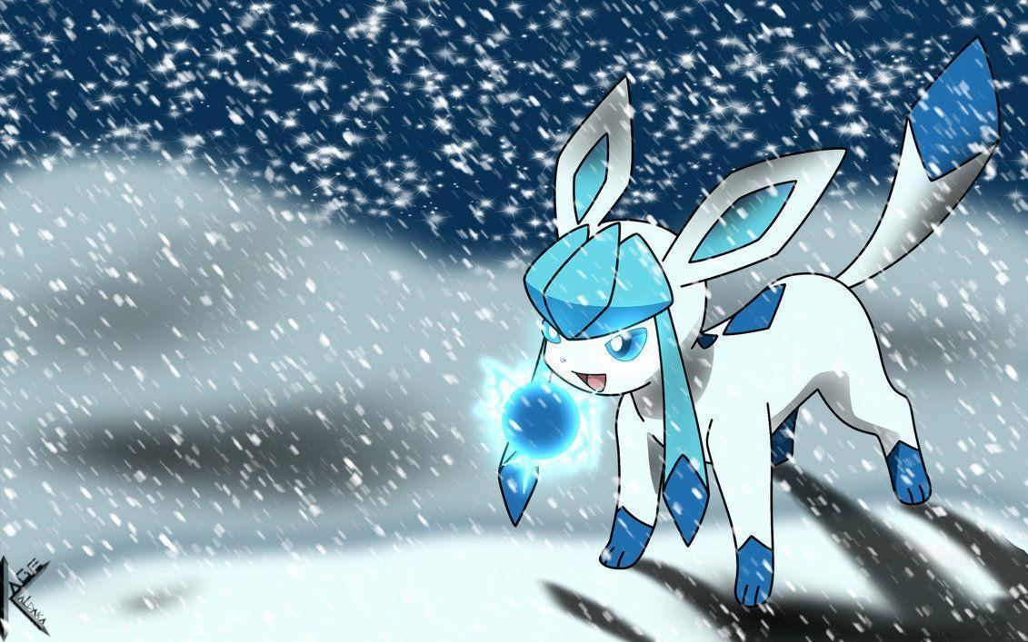 Glaceon Wallpapers - Wallpaper Cave