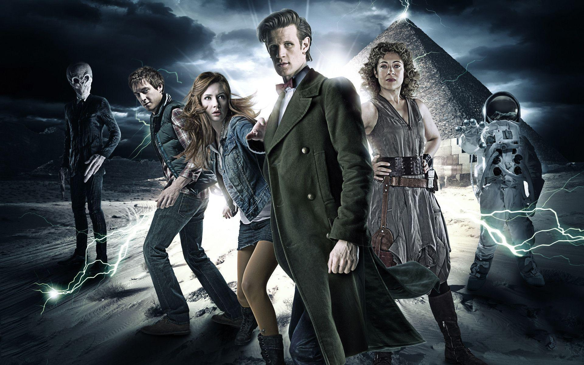Doctor who matt smith wallpapers wallpaper cave - Dr who wallpaper ...