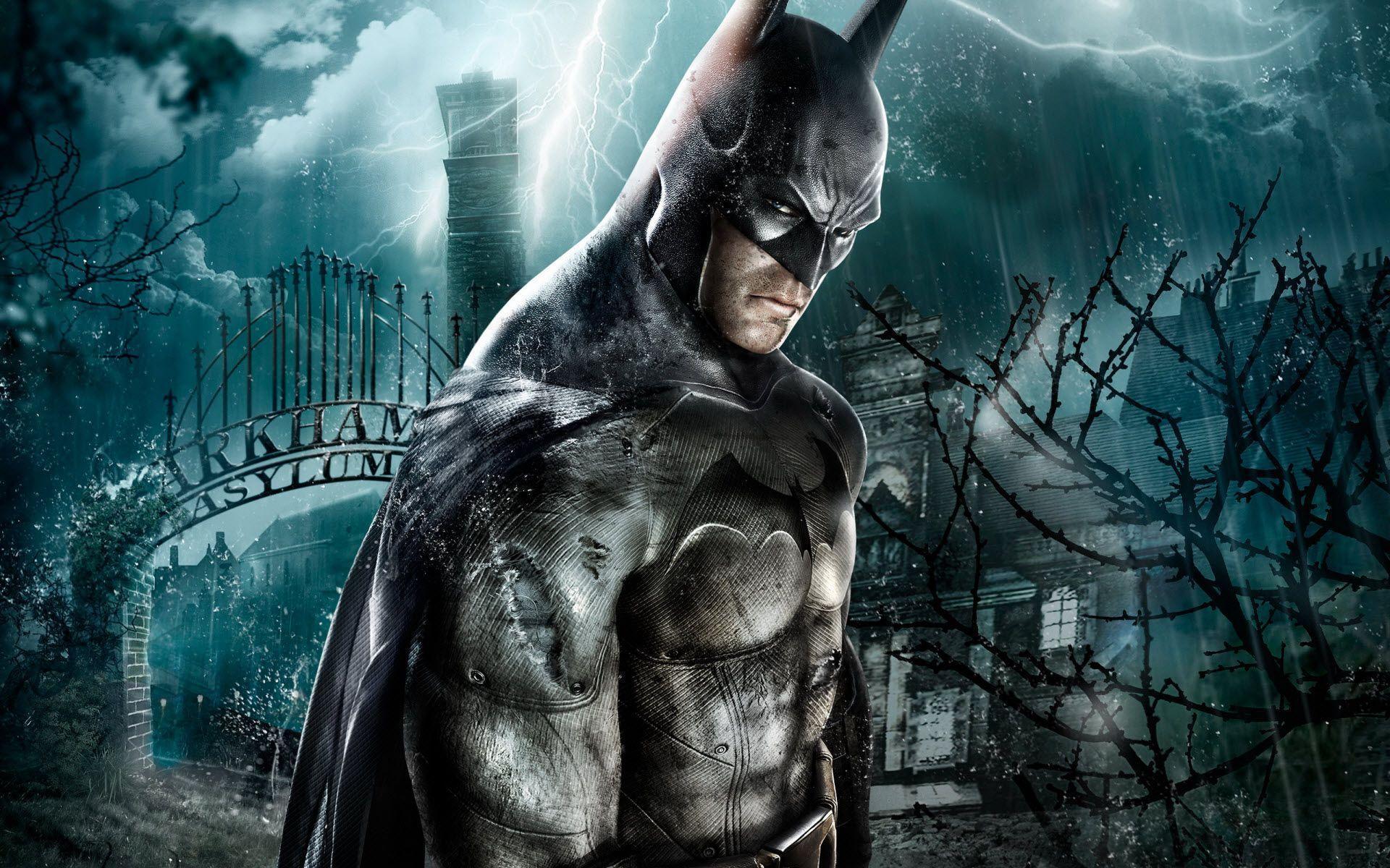 Batman HD Wallpapers - Wallpaper Cave