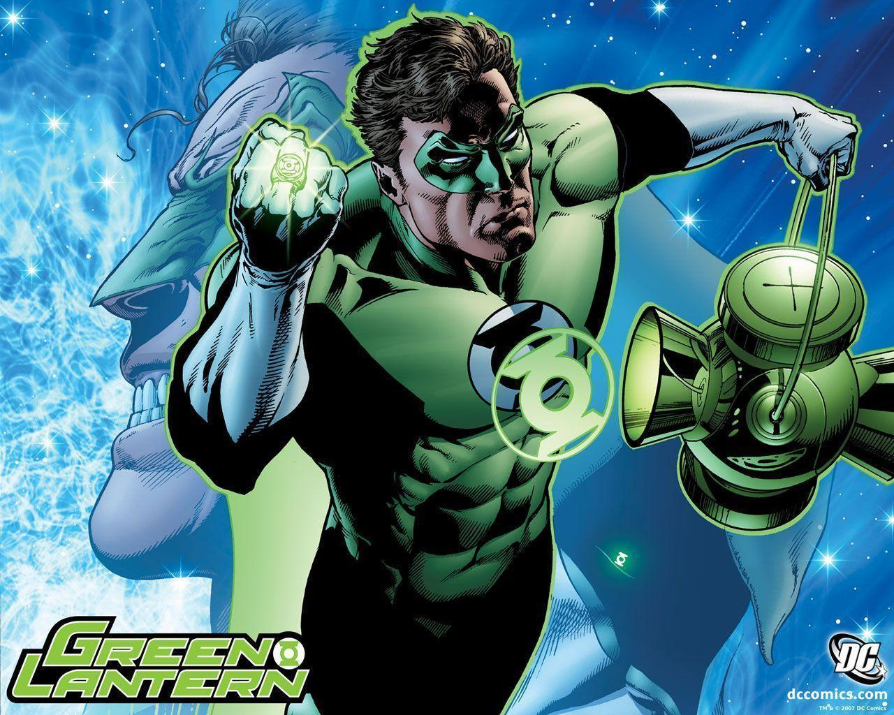 Green Lantern Computer Wallpapers, Desktop Backgrounds 1280x1024