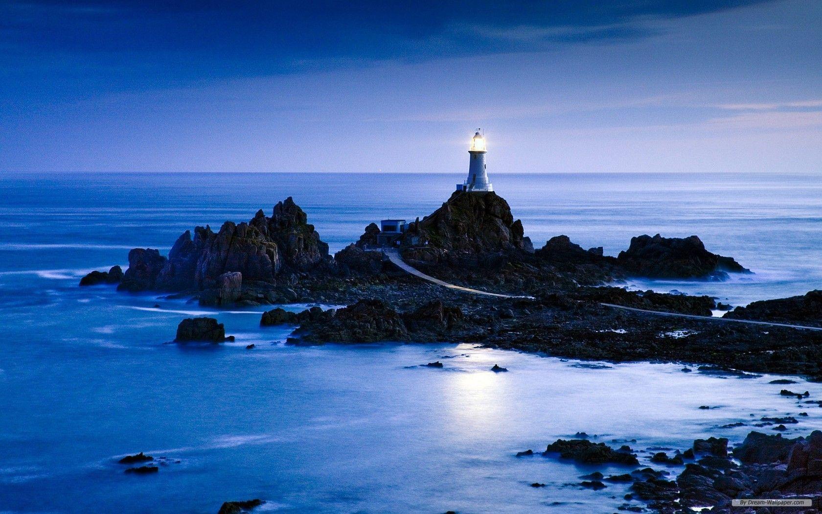 Windows 7 Lighthouse Wallpaper - Windows 7 Lighthouse Live Images ...